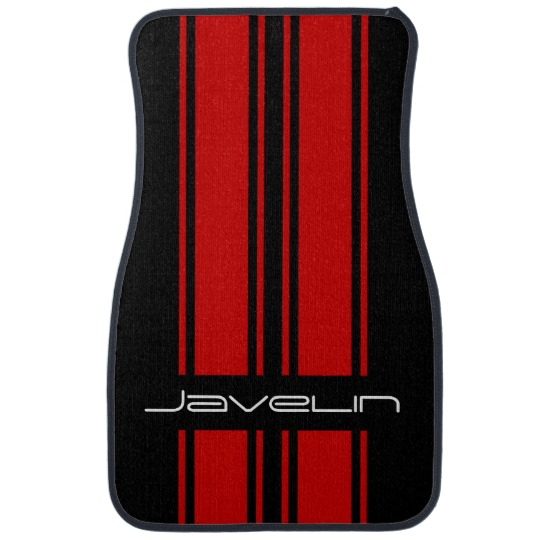 Custom Muscle Car Floor Mats