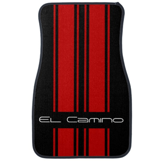 Custom Muscle Car Floor Mats