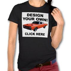 Create Your Own Muscle Car T Shirts Sweatshirts Custom